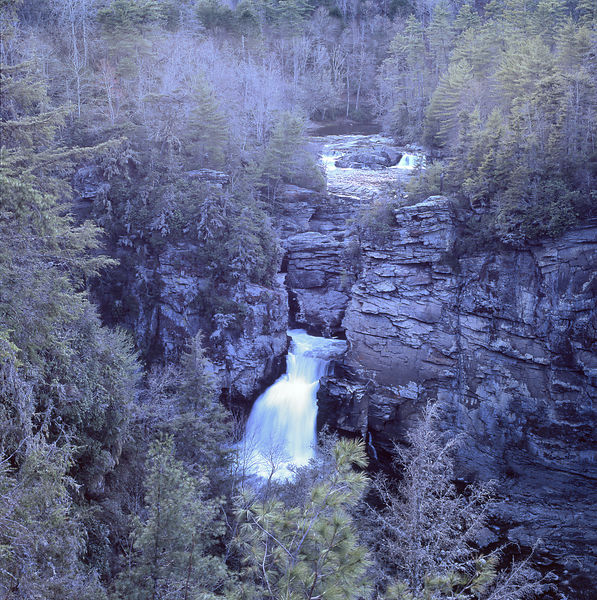 039-Blue_Ridge_D145212_Blue_Ridge_In_Early_Spring_-_Waterfall_02_Preview