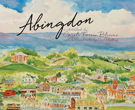 Abingdon, a Sketchbook by Carole Farris Blevins