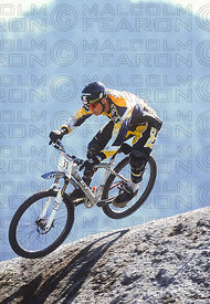 BRIAN LOPES KAPRUN, AUSTRIA. TISSOT MOUNTAIN BIKE WORLD CUP 2001