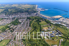 Aerial Photography Taken In and Around Dover, UK