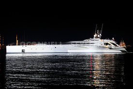 Superyacht Galaxy of Happiness