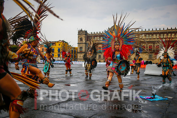 KEY WORDS: TRAVEL / WORLD / MEXICO / MEXICO CITY / TRADITIONAL DANCE / MARCH 2017