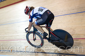 Master Women Team Sprint. Canadian Track Championships, Mattamy National Cycling Centre, Milton, On, September 26, 2016