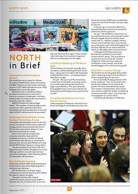 Hospitality & Events North - September 2015 - page 71