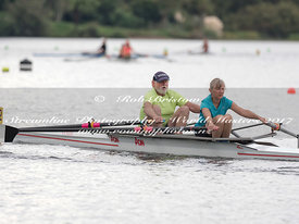 Taken during the World Masters Games - Rowing, Lake Karapiro, Cambridge, New Zealand; ©  Rob Bristow; Frame 3562 - Taken on: Sunday - 23/04/2017-  at 17:16.32