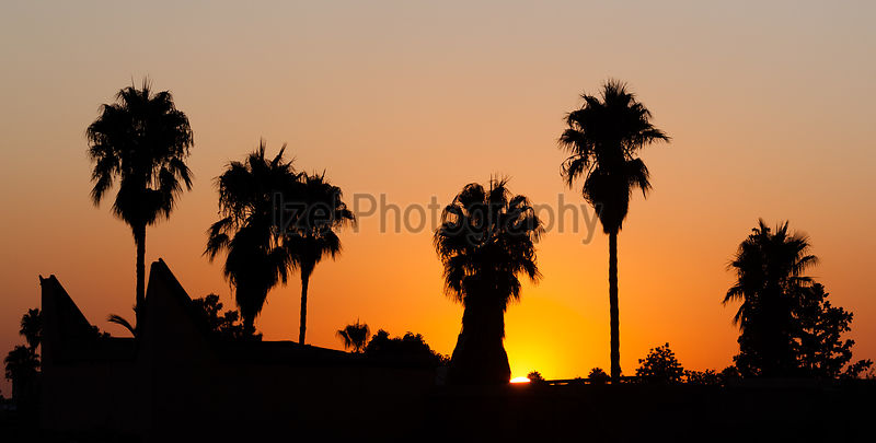 Marrakesh Sunset - Landscape Photography
