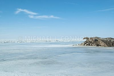 Presque Isle Winter Images