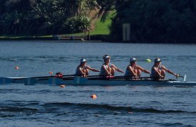 Taken during the Cambridge Town Cup and NI Championships 2018, Lake Karapiro, Cambridge, New Zealand; ©  Rob Bristow; Frame  - Taken on: Sunday - 28/01/2018-  at 09:14.21