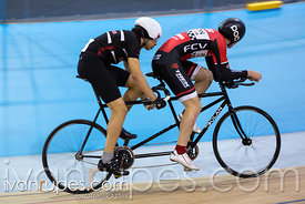 Para Men Pursuit. Ontario Track Championships, Mattamy National Cycling Centre, Milton, On, March 4, 2017