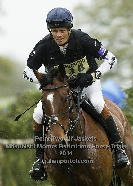 Mitsubishi Motors Badminton International Horse Trials 2014 photos