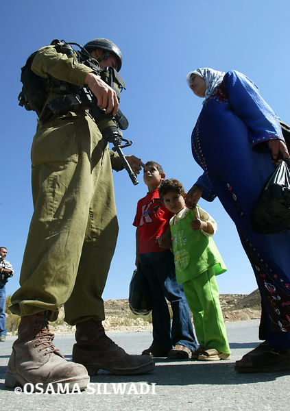 Israeli Checkpoints photos