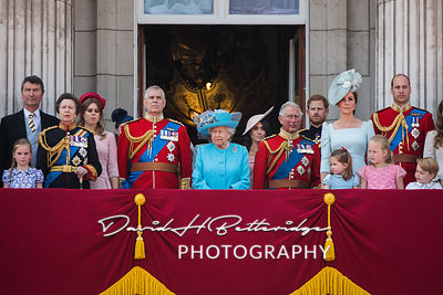 Trooping The Colour 2018  photos