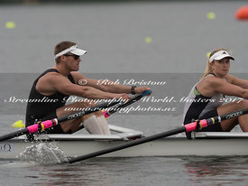 Taken during the World Masters Games - Rowing, Lake Karapiro, Cambridge, New Zealand; ©  Rob Bristow; Frame 3484 - Taken on: Sunday - 23/04/2017-  at 16:51.25