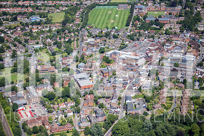 Leatherhead Canterbury Aerial Photographs