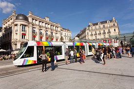 Photo du tramway