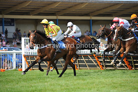 3.20pm Handicap Hurdle Race with winner Kangaroo Court