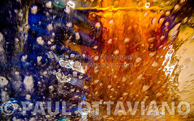 Blue Orange Wash | Paul Ottaviano Photography