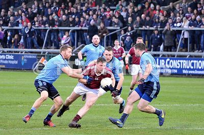 USFC | Slaughtneil v Killyclogher 131116 photos
