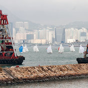 ETCHELLS WORLD CHAMPIONSHIPS 2015, HONG KONG photos