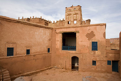 The Kasbah at Tamdaght