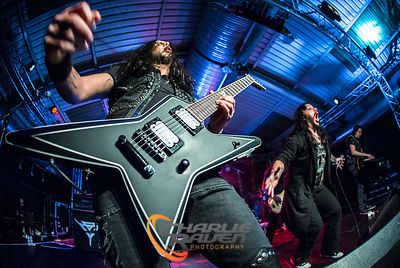 Firewind - Engine Rooms Southampton 21.02.17 photos