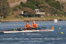 Taken during the Cambridge Town Cup 2015, Lake Karapiro, Cambridge, New Zealand; ©  Rob Bristow; Frame 0 - Taken on: Sunday - 25/01/2015-  at 08:18.20