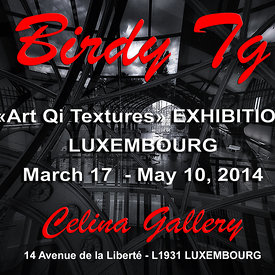 Birdy Tg on Exhibition at LUXEMBOURG photos