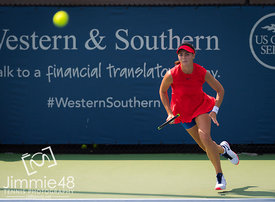 Western & Southern Open 2017, Cincinnati, United States - 15 Aug 2017