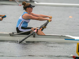 Taken during the National Championships 2018, Lake Karapiro, Cambridge, New Zealand; ©  Rob Bristow; Frame 0076 - Taken on: Tuesday - 13/02/2018-  at 08:18.36