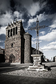 Another churches of Auvergne photos