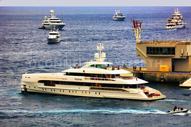 Superyacht Home