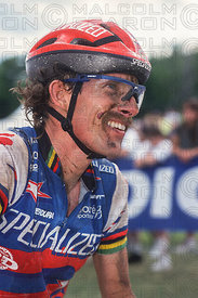 NED OVEREND MONT STE ANNE CANADA GRUNDIG WORLD CUP 1993