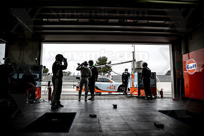 ELMS Test - Paul Ricard photos