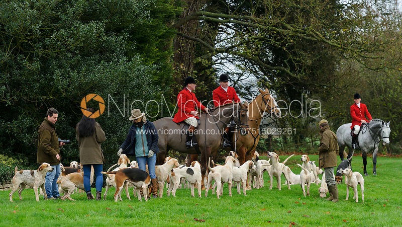 Vale of the White Horse Hunt photos
