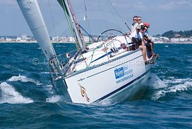 Firestarter, GBR 8560R, Bavaria 35 Match, 20130720053