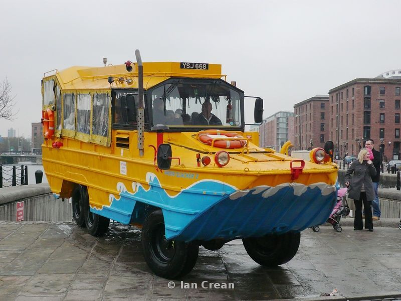 Wacker Quacker 2, Yellow Duck Tours