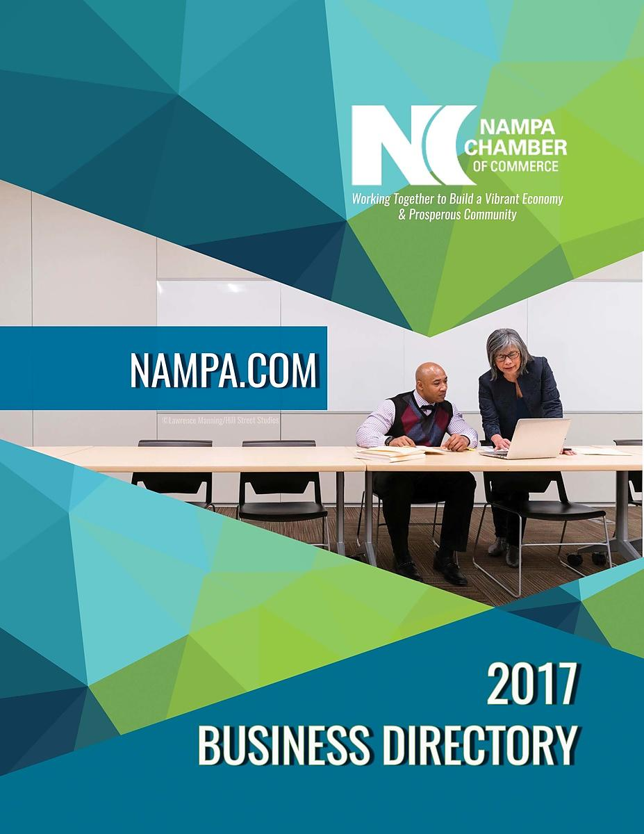 Nampa Chamber of Commerce, 2017 Business Directory