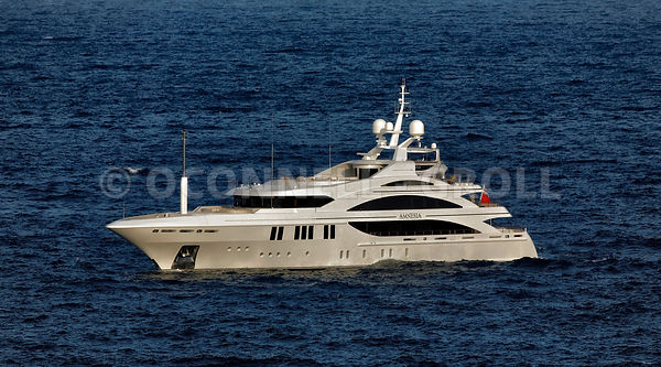 Superyacht Andreas L
