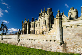 Margam Manor, Victorian Manor House, Port Talbot, South Wales.