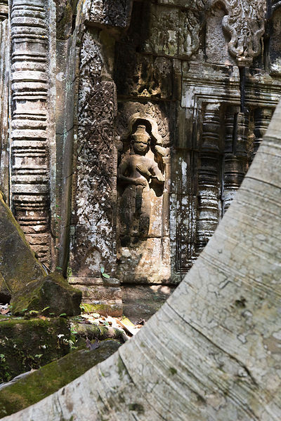 Angkor – le Preah Khan photos