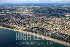 Aerial Photography Taken In and Around Christchurch-Southbourne