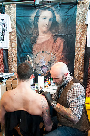 salon tatouage 2015