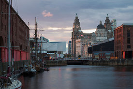 Albert Dock & Pier Head