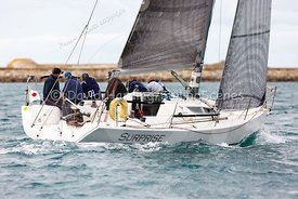 Surprise, GBR9802T, Archambault Grand Surprise, Weymouth Regatta 2018, 20180908150.