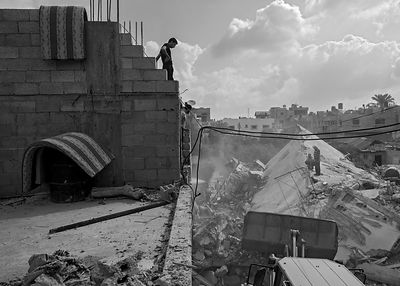 Ruins and hopes - Gaza  photos