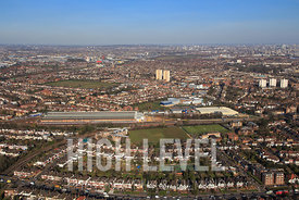Aerial Photography Taken In and Around Ealing, UK