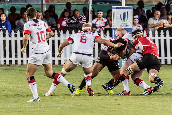 USA v Japan: Pacific Nations Cup 2015 photos