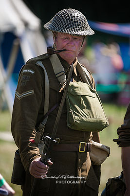 "Bring back to life "" Dads Army"" The Home Guard of WWII"
