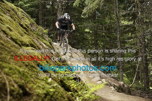 Wednesday June 27th Funshine Rolly Drops bike park photos