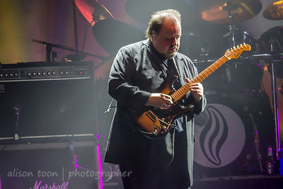 Steve Rothery, guitarist, Marbles evening, Marillion Weekend, PZ 2015